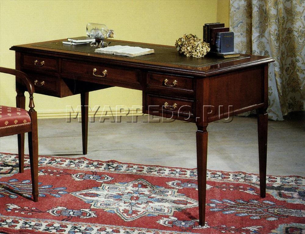 Письменный стол vaccari international venezia 1191-ve. купит.