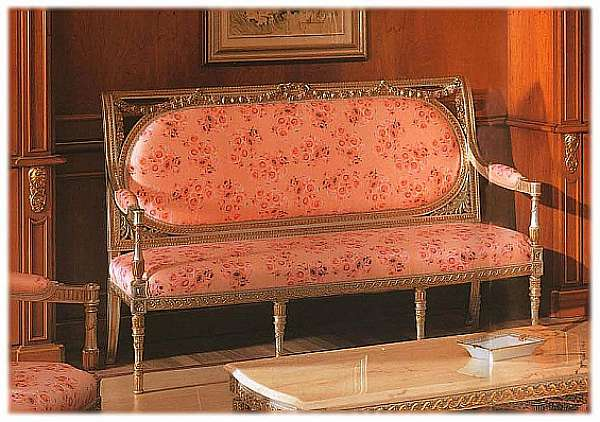 Софа ASNAGHI INTERIORS New classic collection 97901